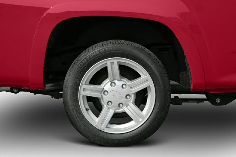 2007 Chevrolet Colorado Exterior Photo