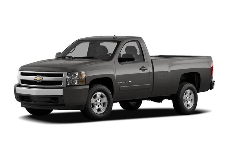 2007 chevrolet silverado 1500 information. Black Bedroom Furniture Sets. Home Design Ideas