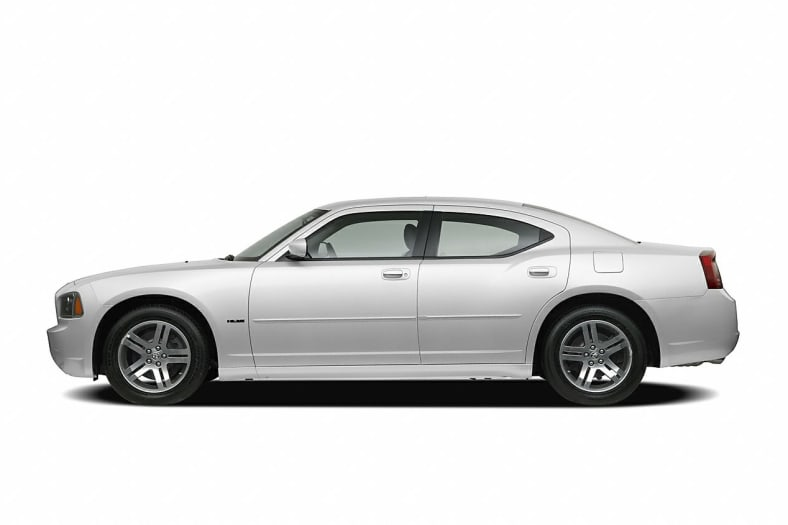 2007 Dodge Charger Exterior Photo