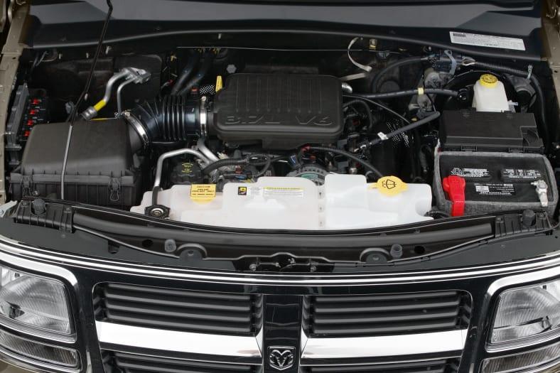 2007 dodge nitro engine specs