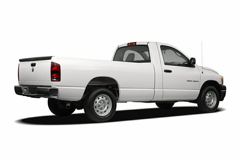 2007 Dodge Ram 1500 Information