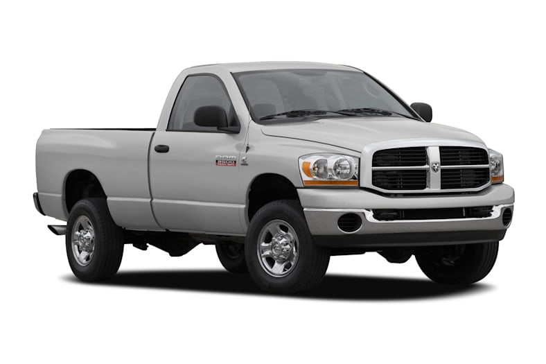 2007 Ram 3500