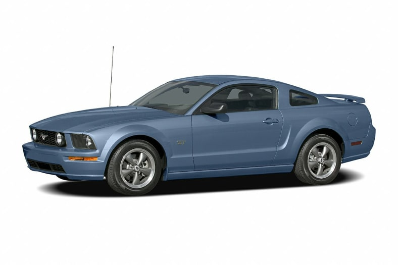 2007 Mustang >> 2007 Ford Mustang Information