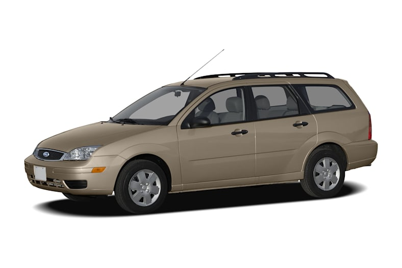 2007 ford focus se 4dr station wagon pictures