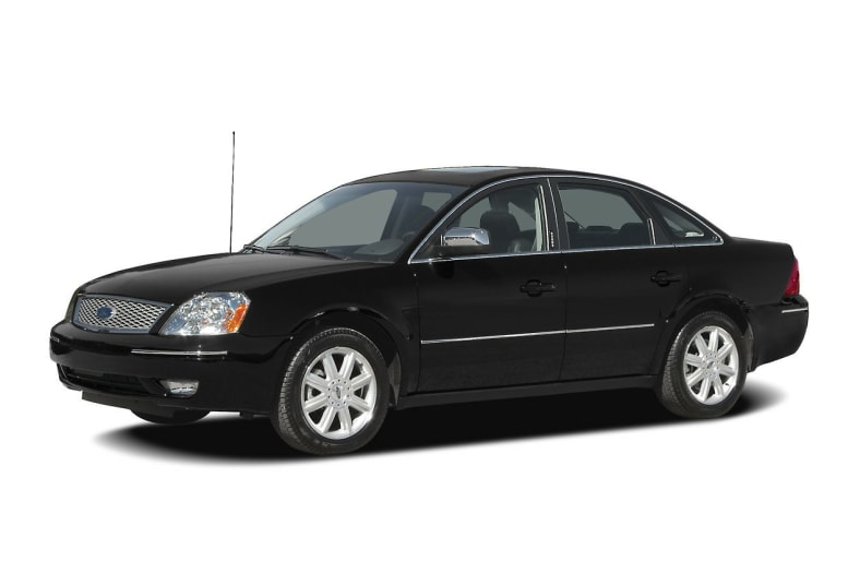 2007 Five Hundred