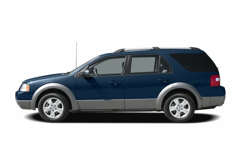 2007 Ford Freestyle Exterior Photo