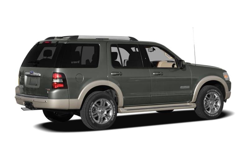 2007 Ford Explorer Information