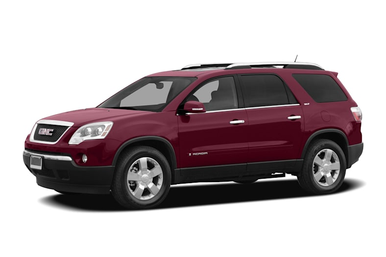 2013 Buick Enclave For Sale >> 2007 GMC Acadia Information