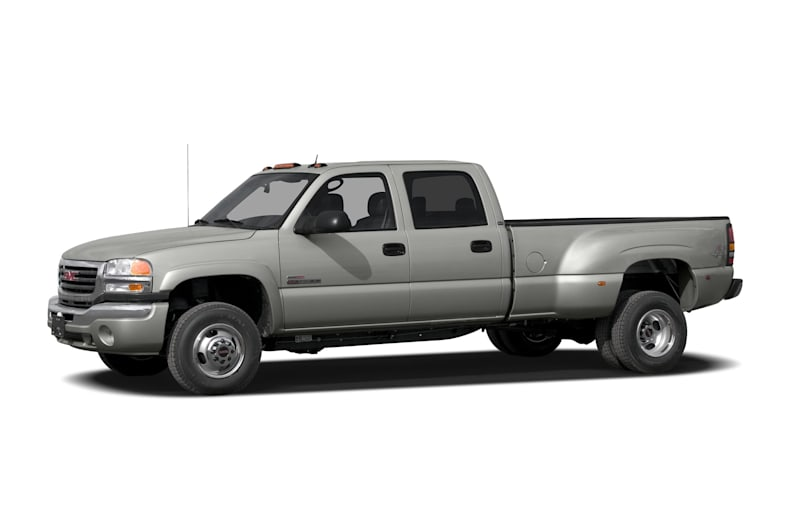 2007 Sierra 3500 Classic