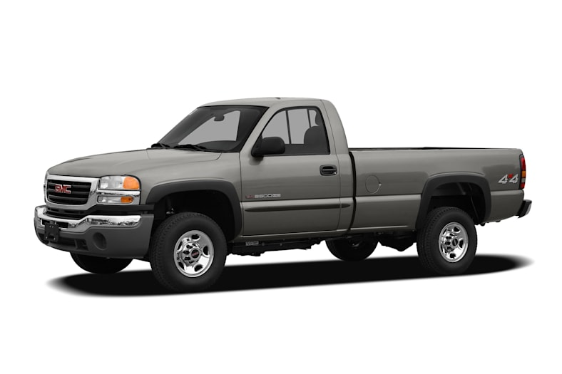 2007 gmc sierra 2500hd classic information. Black Bedroom Furniture Sets. Home Design Ideas