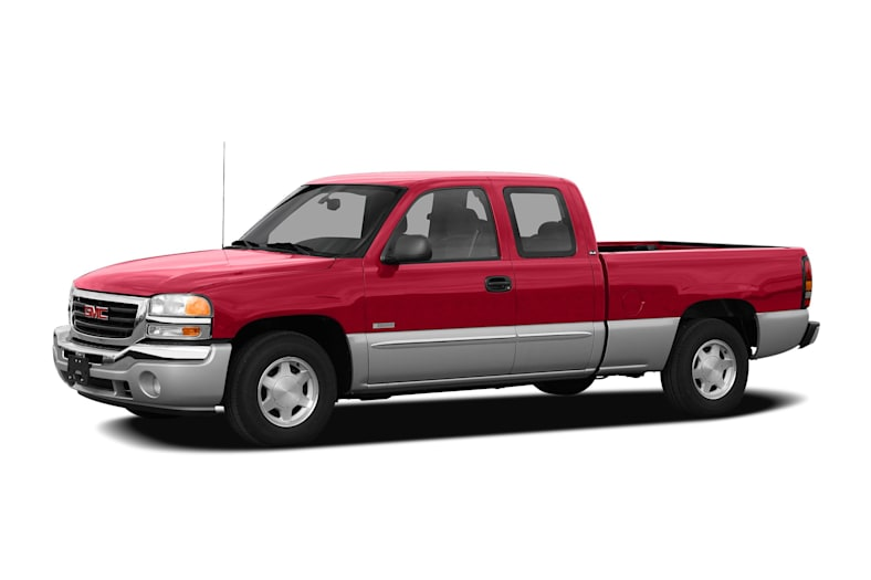 2007 Gmc Sierra 1500 Hybrid Clic Exterior Photo