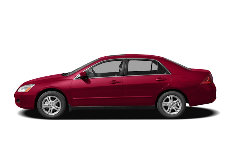 2007 Honda Accord Exterior Photo