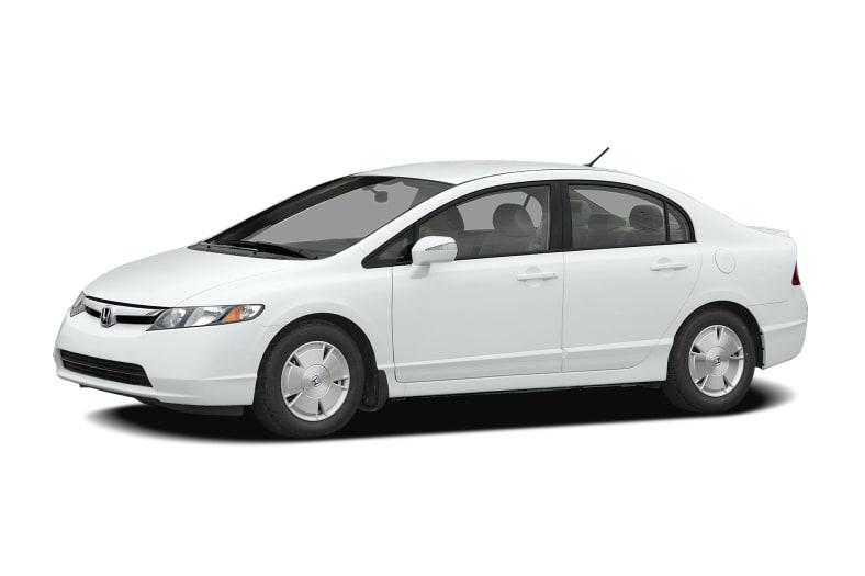 2007 Civic Hybrid