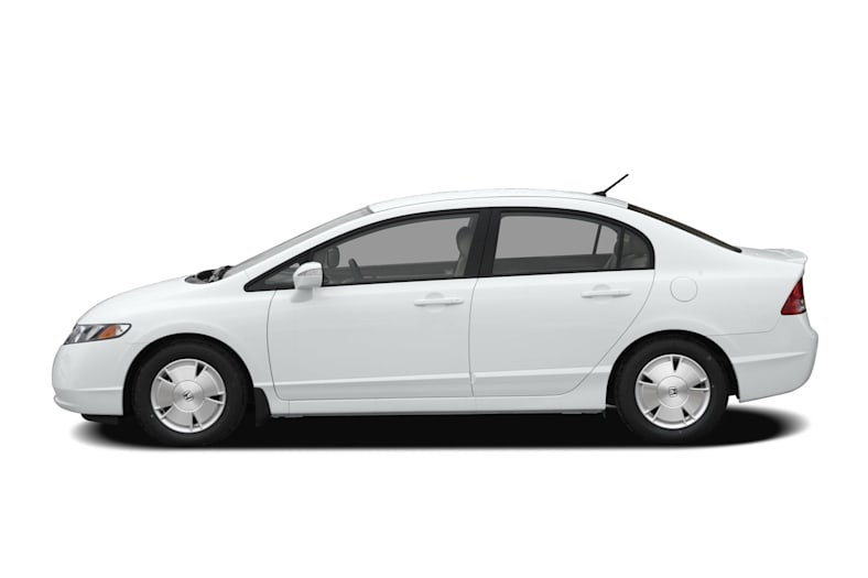 Delightful 2007 Honda Civic Hybrid Exterior Photo