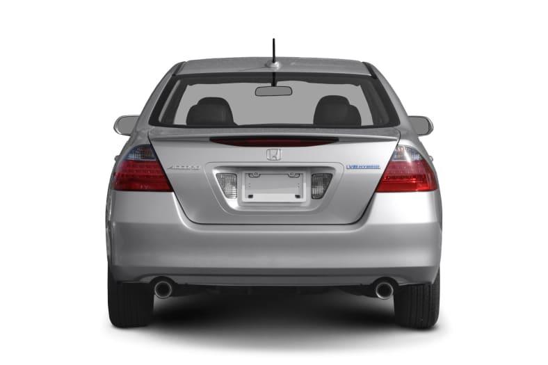 2007 Honda Accord Hybrid Exterior Photo