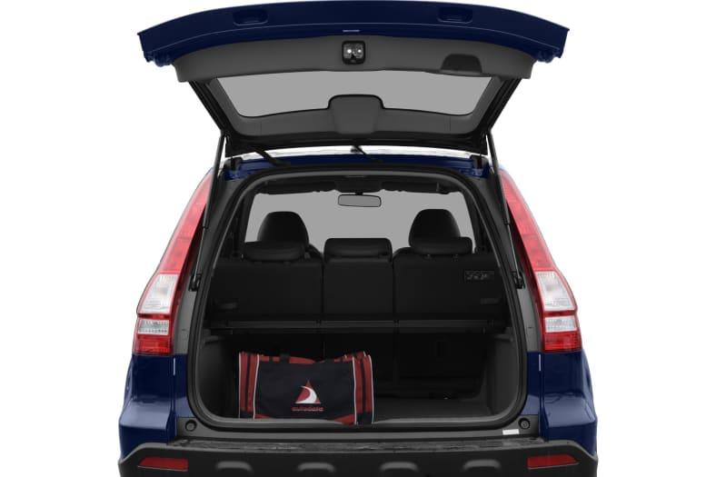 2007 Honda CR-V Exterior Photo