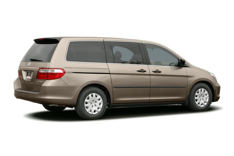 2007 Honda Odyssey Owner Reviews And Ratings