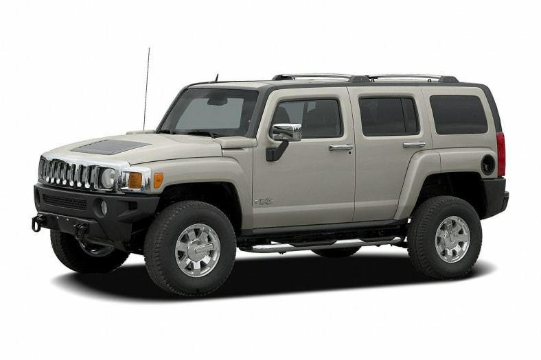 2007 H3 SUV