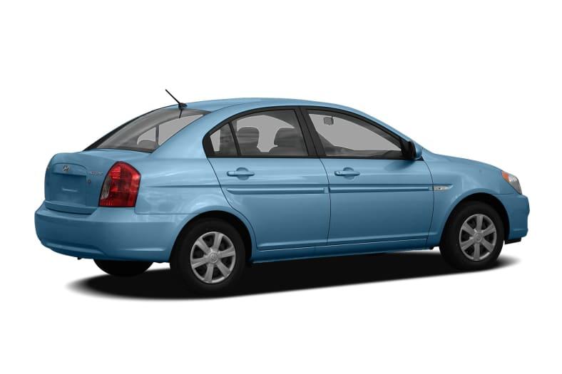 2007 Hyundai Accent Gls 4dr Sedan Pictures