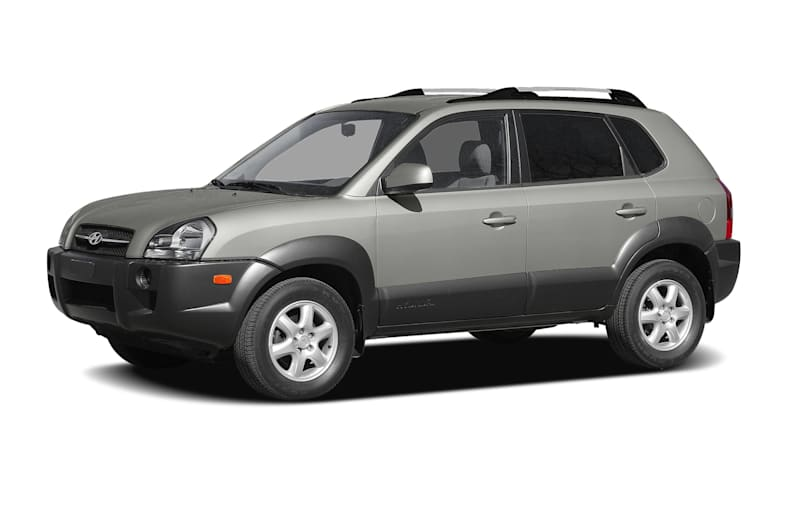 2007 hyundai tucson information. Black Bedroom Furniture Sets. Home Design Ideas