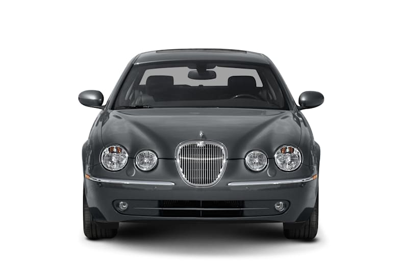 2007 Jaguar S-TYPE Exterior Photo