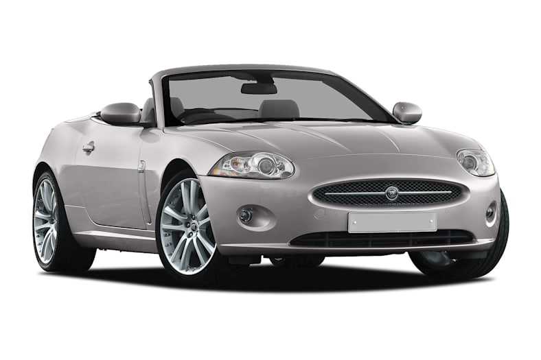 2007 XKR