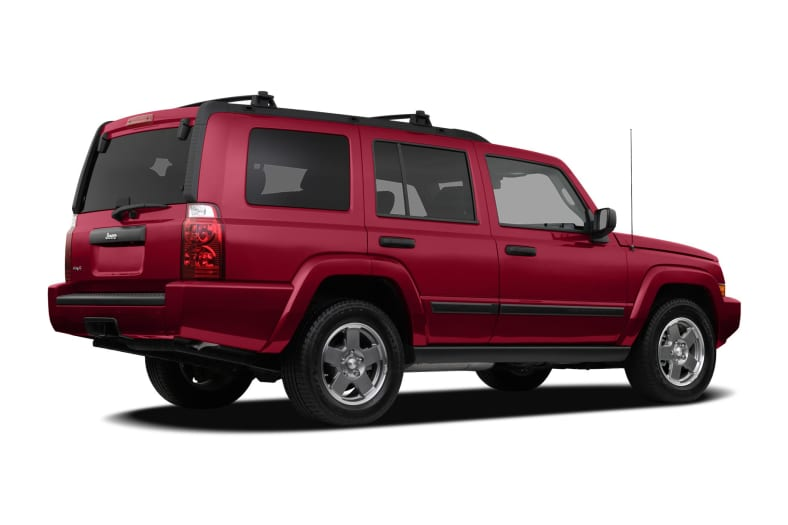 2007 Jeep Commander Exterior Photo