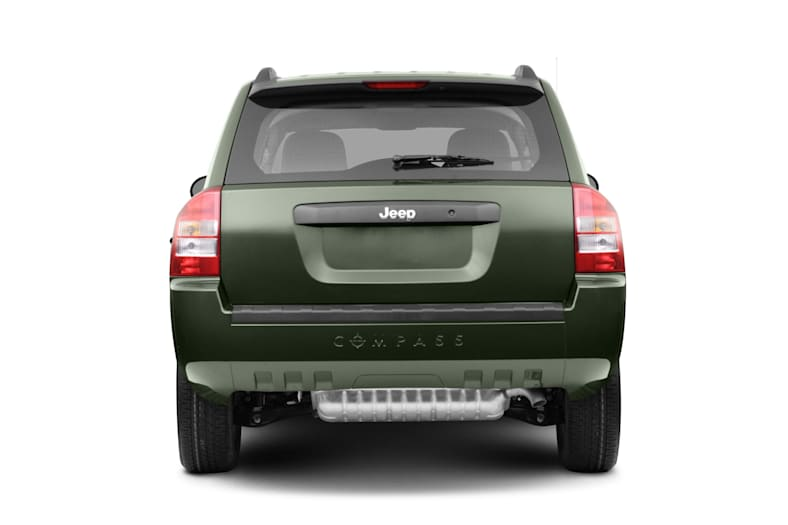 2007 Jeep Compass Safety Recalls