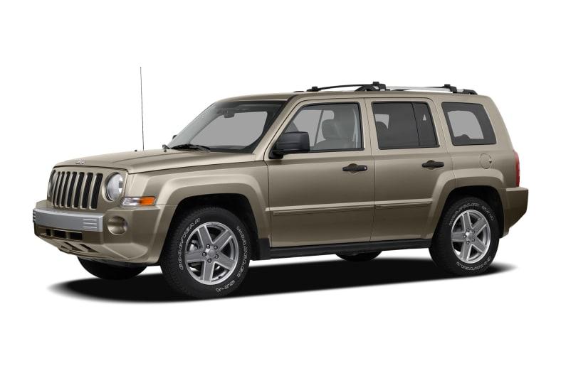 2007 jeep patriot sport 4dr 4x4 information. Black Bedroom Furniture Sets. Home Design Ideas