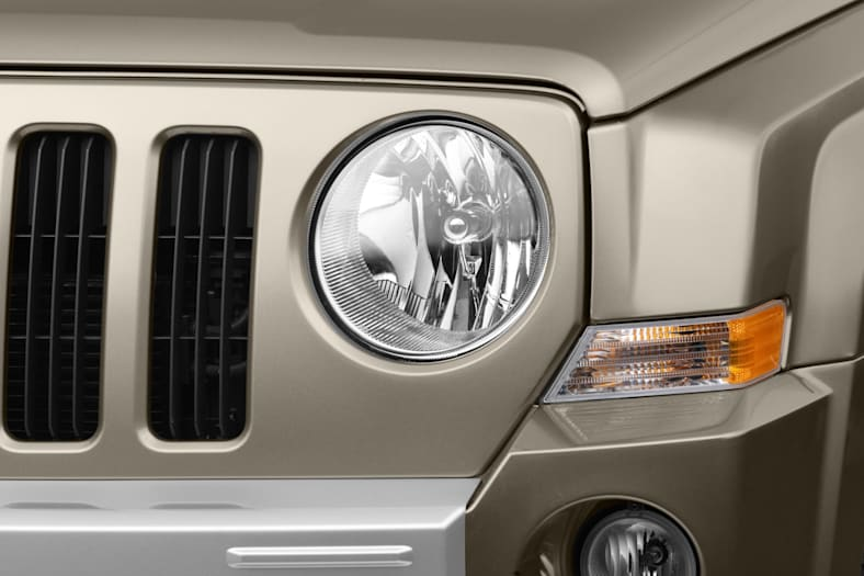 2007 Jeep Patriot Exterior Photo