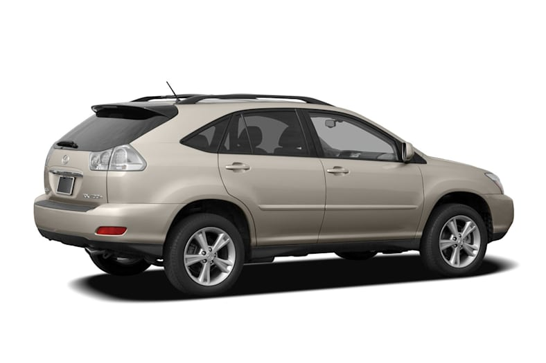 2007 Lexus Rx 400h Exterior Photo
