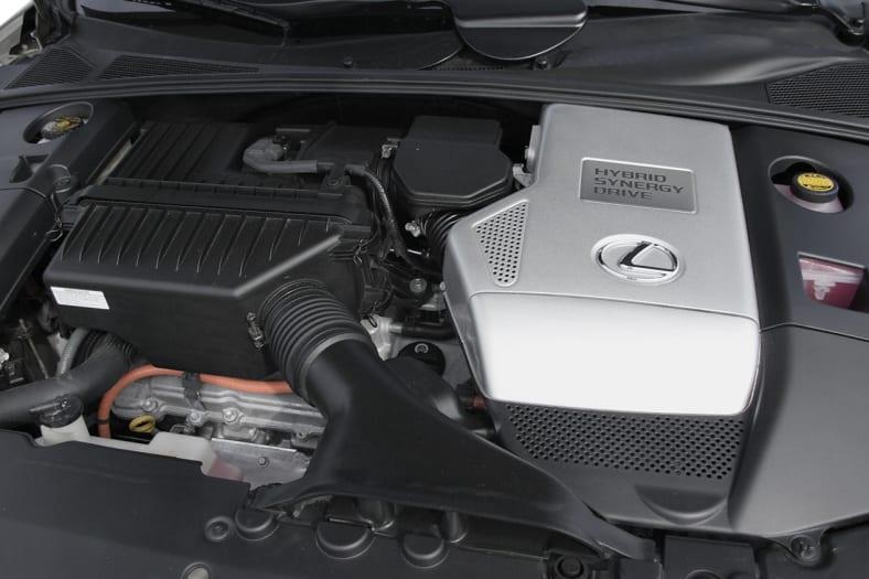 2007 Lexus RX 400h Exterior Photo