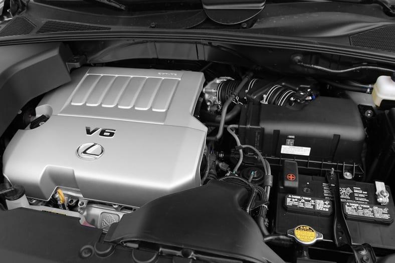 2007 Lexus RX 350 Exterior Photo