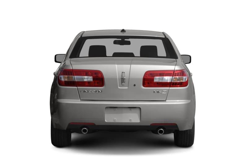 2007 Lincoln MKZ Exterior Photo