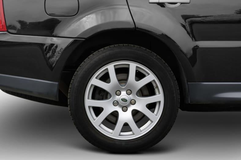 2007 Land Rover Range Rover Exterior Photo