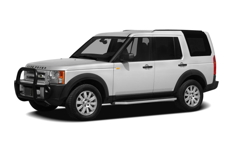 2007 Land Rover LR3 Exterior Photo