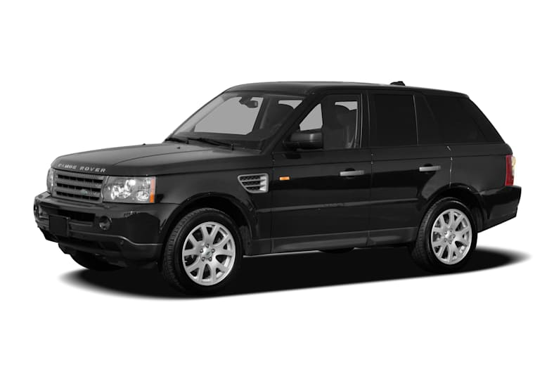 2007 land rover range rover sport information. Black Bedroom Furniture Sets. Home Design Ideas