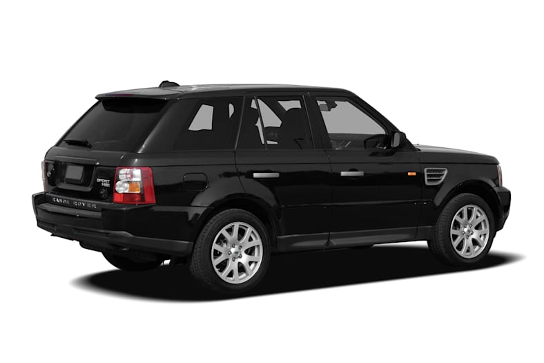 2007 Land Rover Range Rover Sport Pictures