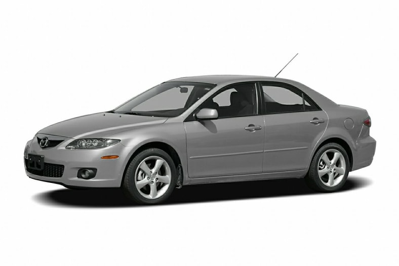 2007 mazda mazda6 information. Black Bedroom Furniture Sets. Home Design Ideas