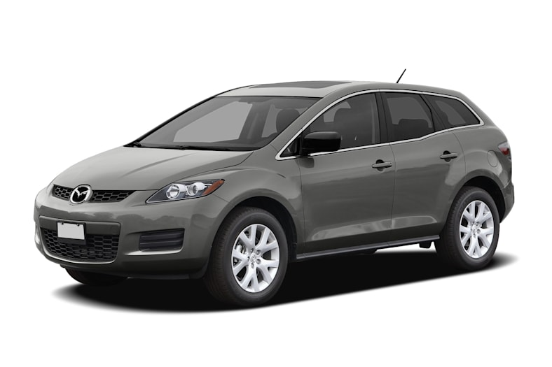 2007 mazda cx 7 information. Black Bedroom Furniture Sets. Home Design Ideas