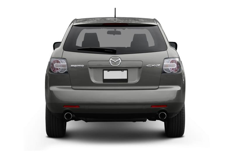 2007 Mazda CX 7 Exterior Photo