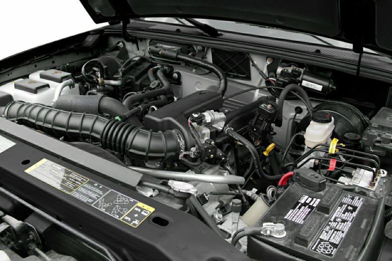 2007 Mazda B4000 Exterior Photo