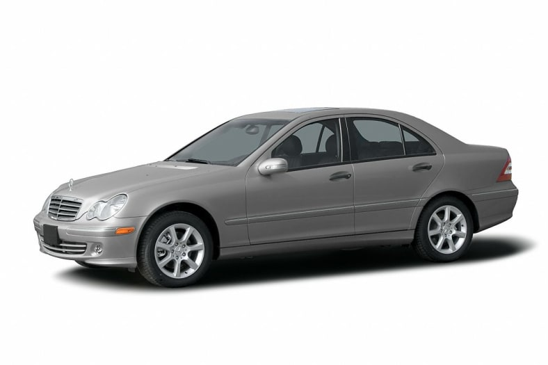 2007 mercedes benz c class information. Black Bedroom Furniture Sets. Home Design Ideas
