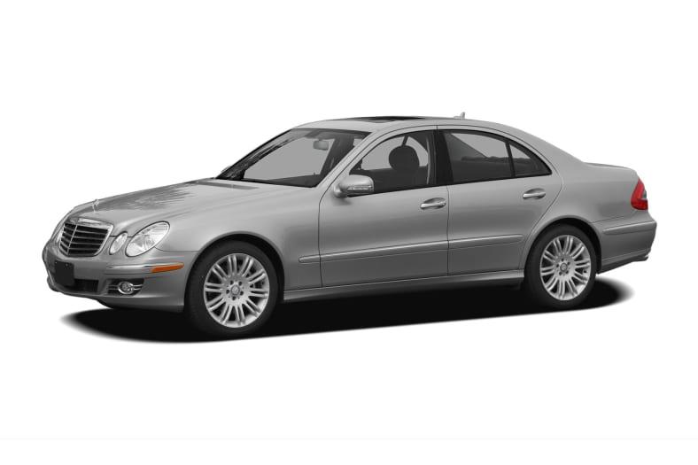 2007 mercedes benz e class information for Mercedes benz e350 2007