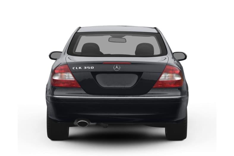 2007 Mercedes-Benz CLK-Class Information