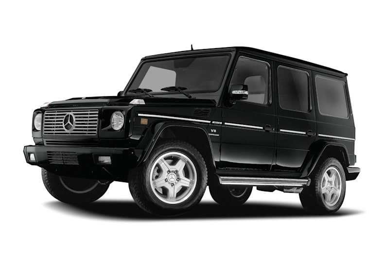 2007 G-Class