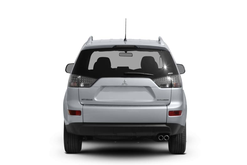2007 Mitsubishi Outlander Exterior Photo