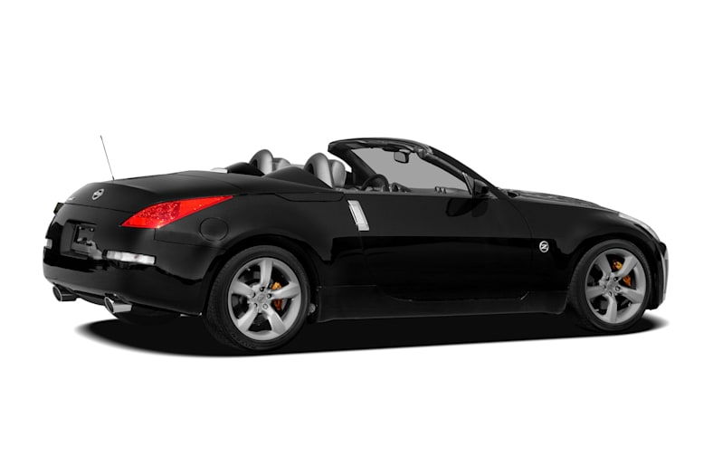 2007 Nissan 350Z Grand Touring 2dr Roadster Specs and Prices