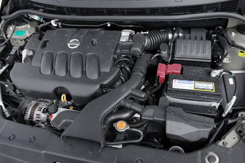 which car has the worst engine bay? cars 2008 nissan xterra heater hoses popped the hood, and said \