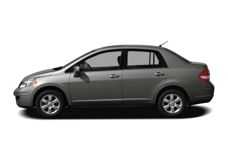 2007 Nissan Versa Exterior Photo